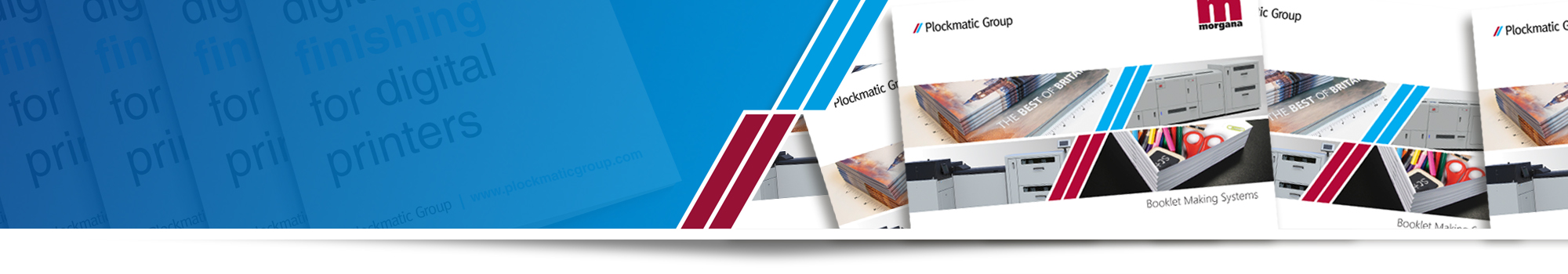 Take a look at our NEW flip book Booklet maker brochure.